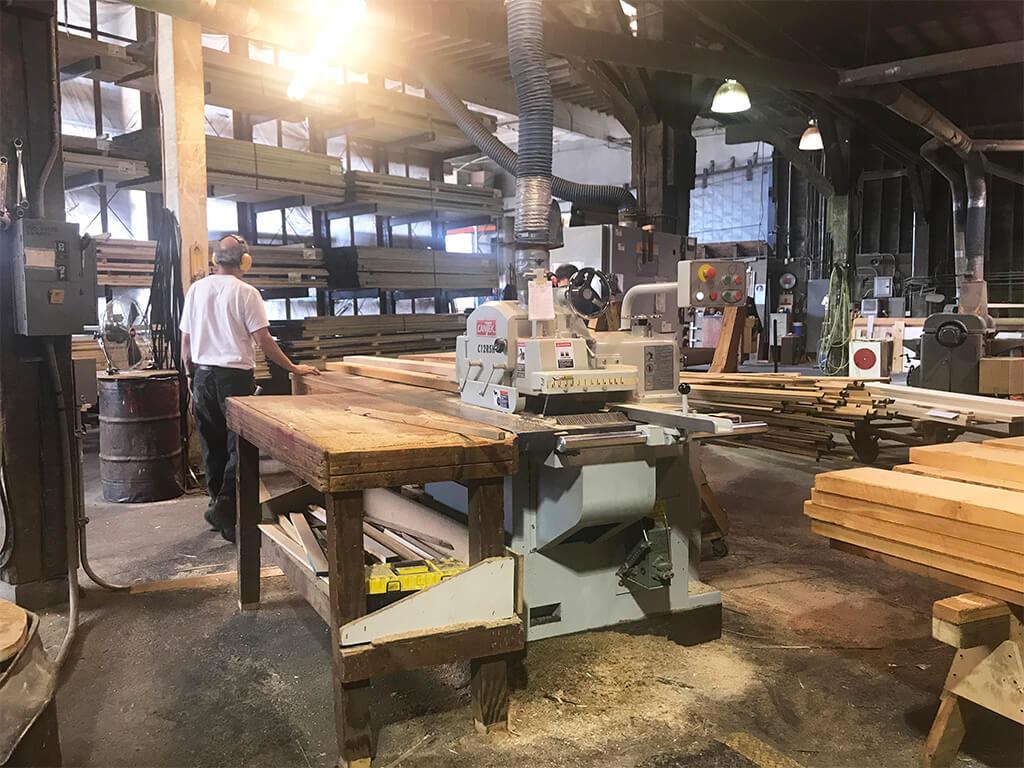 Millwork Shop